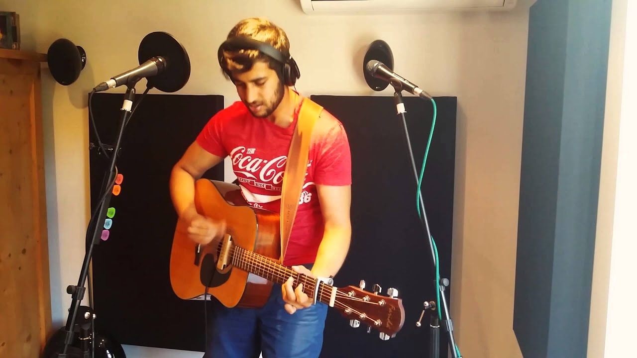 You Need Me, I Don't Need You (Live Room loop cover) - Ed ...