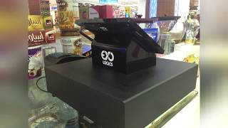 Pos hardware and software point of sale system