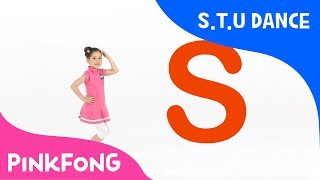 S.T.U Dance   ABC Dance   Pinkfong Songs for Children