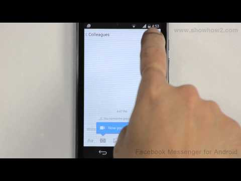 Facebook Messenger For Android - How To Remove A Member From The Group