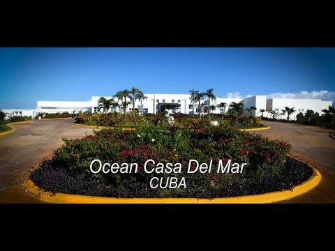 ocean casa del mar cayo santa mar a cuba youtube. Black Bedroom Furniture Sets. Home Design Ideas