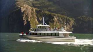 Mitre Peak Cruises, Milford Sound, New Zealand