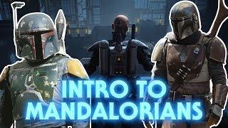Introduction to Mandalorians