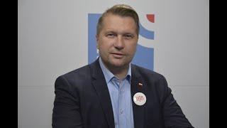 Gość Radia Lublin: Przemysław Czarnek (13.07.2020)