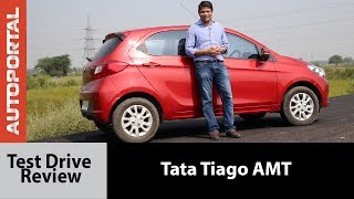 Tata Tiago AMT - Test Drive Review