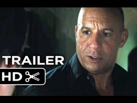 The Last Witch Hunter Official Trailer # 1 Vin Diesel