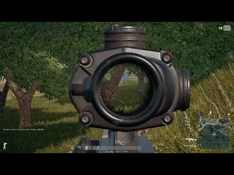 PLAYERUNKNOWN'S BATTLEGROUNDS: Single kill | Clean SKS Kill