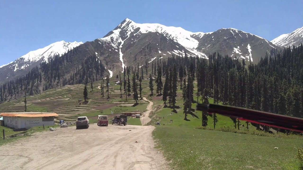 Deaadliest Road to Lalazar 4K video (part III)| Malika Parbat | Naran | Kaghan Valley | June 2018