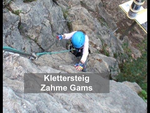 Klettersteig Für Anfänger : Die schönsten klettersteige für einsteiger fräulein flora