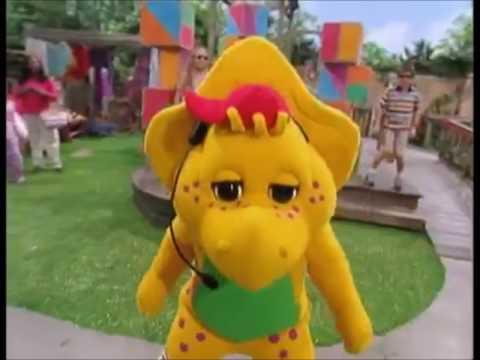 Barney Theme Remix