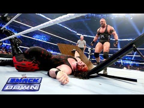 SmackDown - Kane vs. Ryback: SmackDown, June 7, 2013 thumbnail