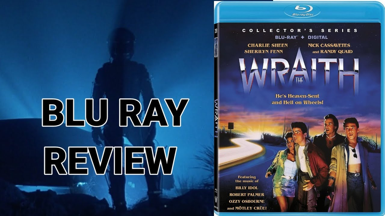 Download The Wraith (1986) Blu Ray Review