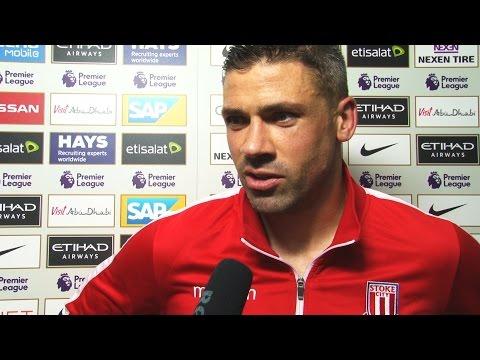 Jonathan Walters Praises Manchester City Point