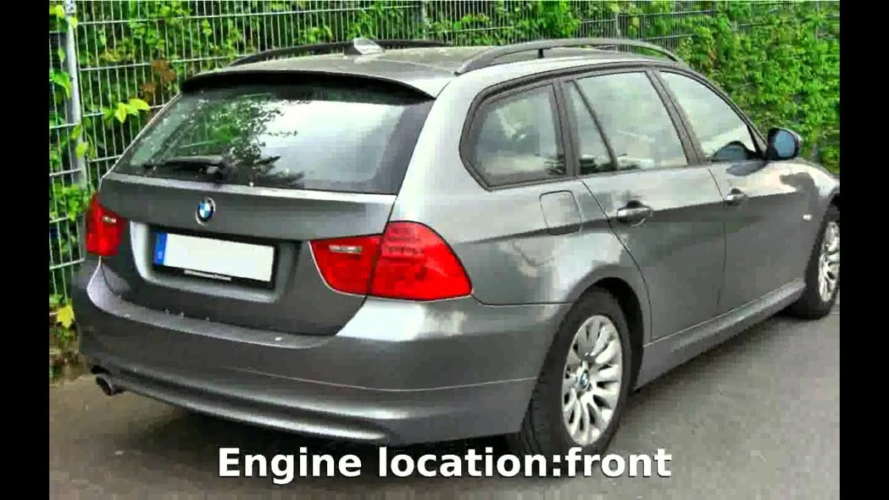 2005 BMW 320d Touring E91 Power Top speed Speed Features ...