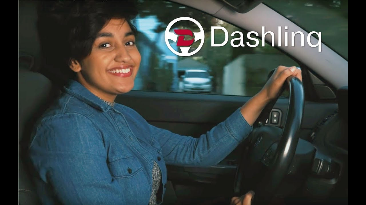 Dashboard Car Mode Driving Android App - DashlinQ