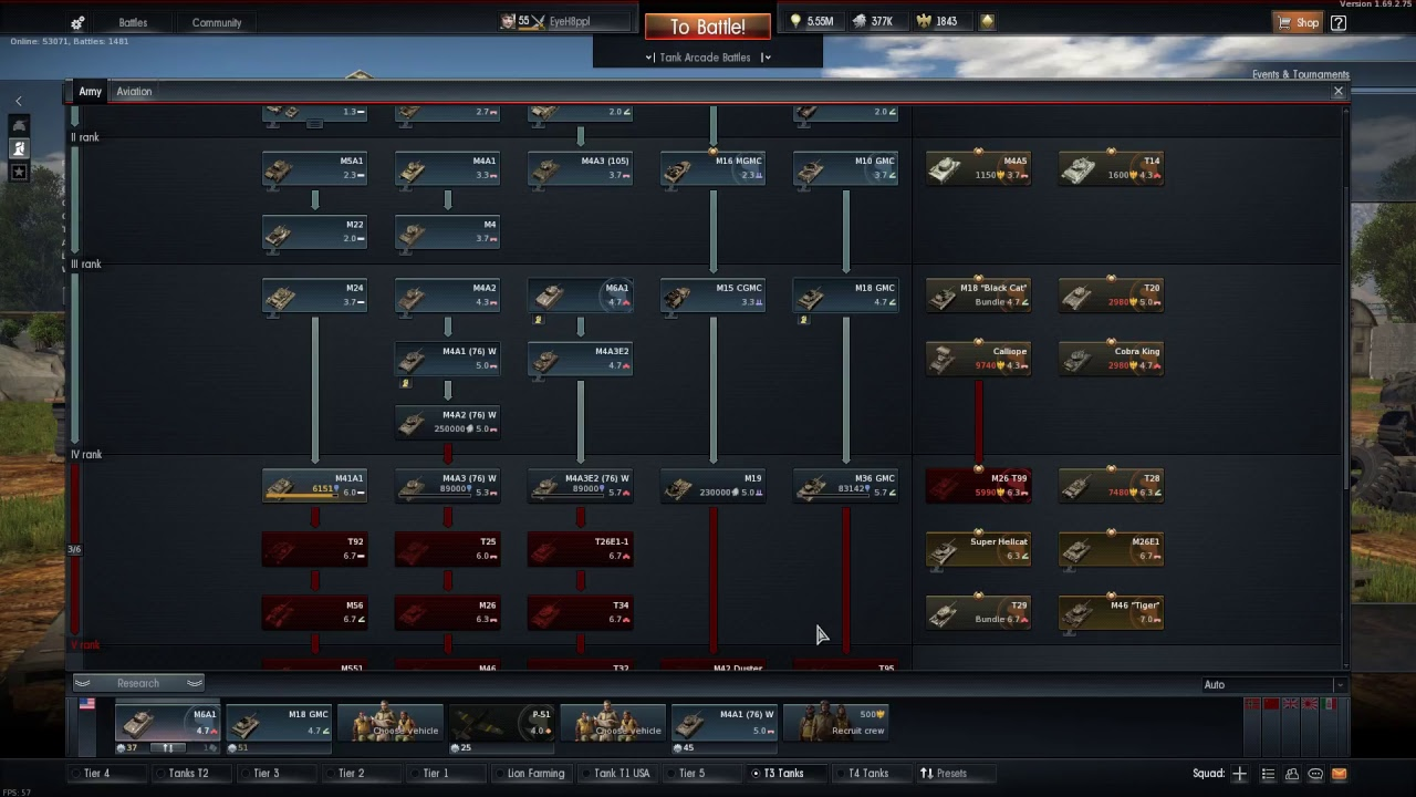 russian tanks in war thunder