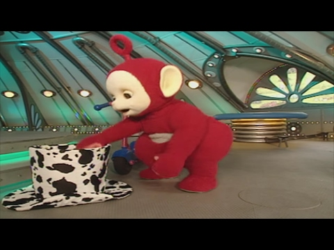 Teletubbies |  Sitting and Standing | 345 | Cartoons for Children