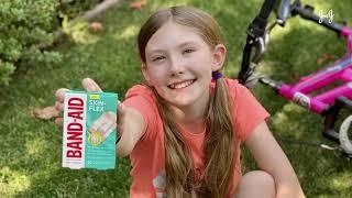 Lila Sage Bromley, VO for Band Aid Brand