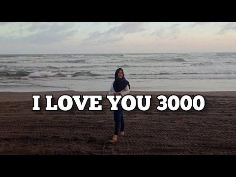 Stephanie Poetri - I Love You 3000 ( Unofficial Music Video ) Cover By Friendsilky Beatrix