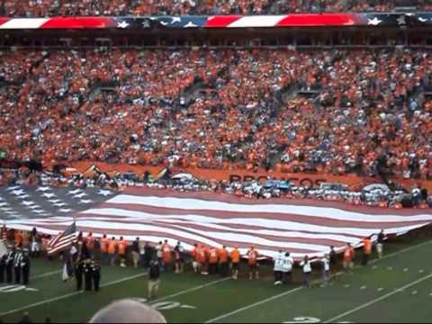 Denver Broncos 2014 Regular Season Opener ... 9/7/2014