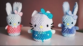 Hello Kitty ORIGAMI