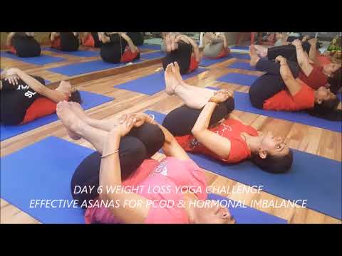 day 6 weight loss yoga challenge effective asanas for