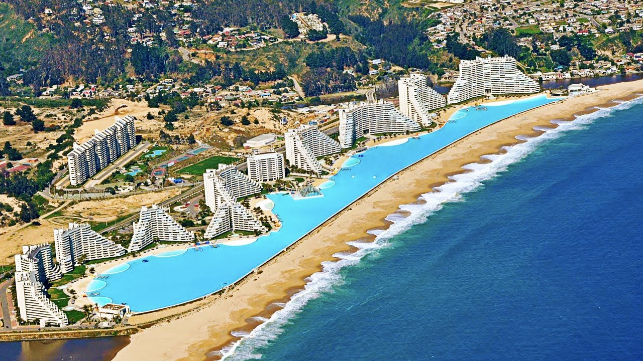 The Worlds Biggest Swimming Pool - Youtube-9484