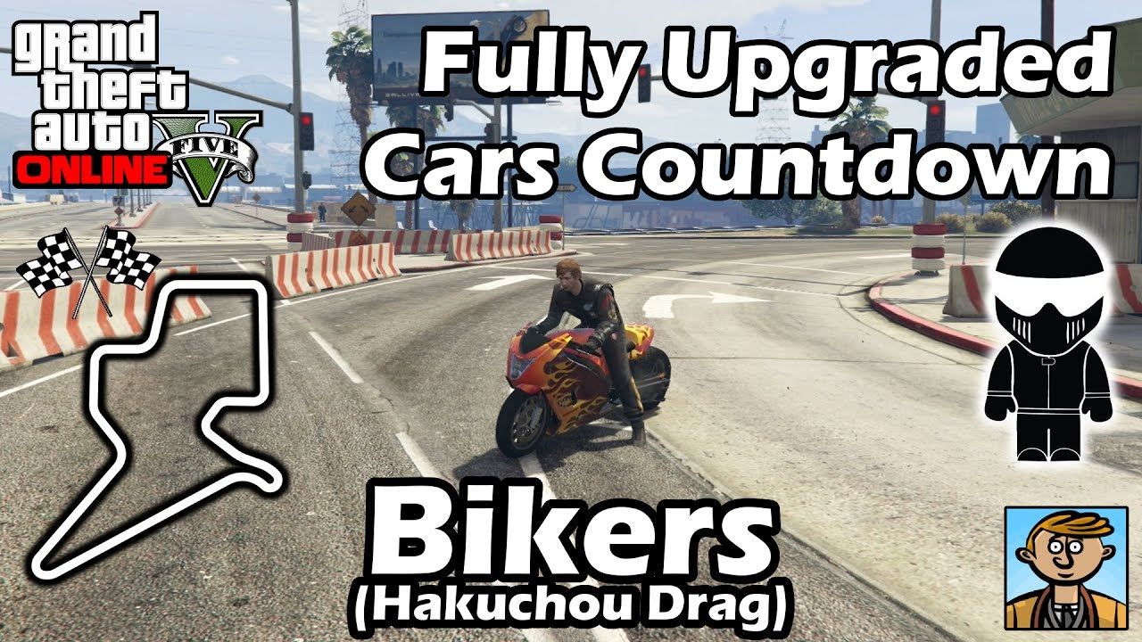 Fastest Bikers Dlc Vehicles Hakuchou Drag Best Fully Upgraded Bikes In Gta Online