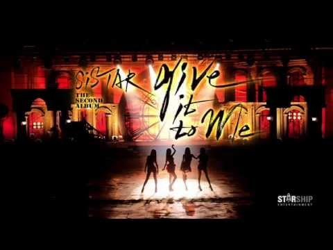 SISTAR - GIVE IT TO ME (MP3-AUDIO)