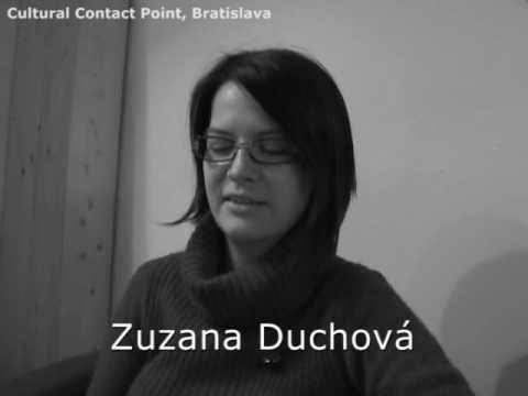 CLOSE ENCOUNTERS Vienna * Bratislava * Budapest, video-statement  Zuzana Duchová