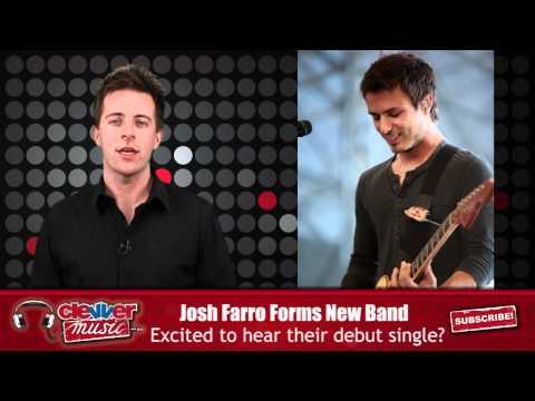 Ex-Paramore Guitarist Josh Farro Forms Band