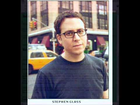 Chuck Lane Interview About Stephen Glass (Audio) PART 1