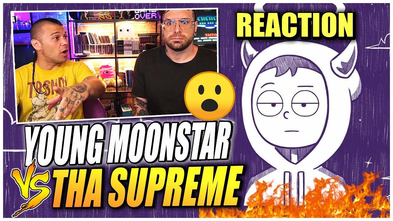 Download YOUNGEST MOONSTAR ( Tha Supreme ) - BLU   REACTION by Arcade Boyz 2021