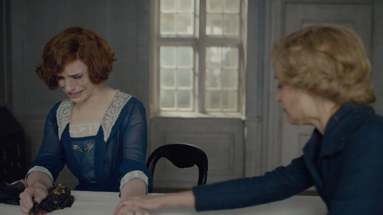 The Danish Girl (2005) - 'I thought you knew' Clip