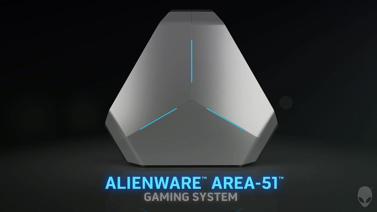 Alienware Area-51: High-performance Desktop Gaming