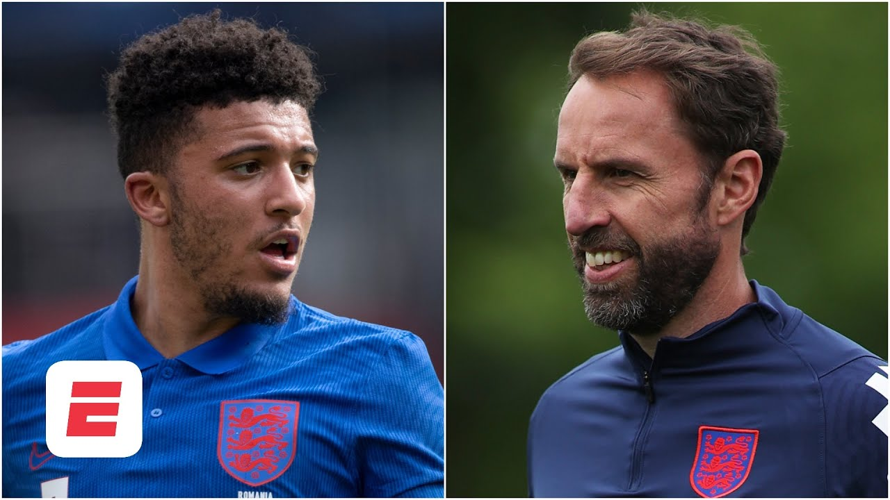 Would Jadon Sancho be a clear England starter if he played in the Premier League? | ESPN FC