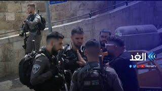 شاهد   شاب فلسطيني يتحدى قوات الاحتلال بعد محاولة منعه من تصويرهم بهاتفه