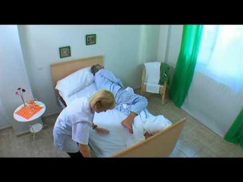 19 - Hacer una cama ocupada
