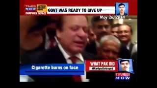 Captain Saurabh Kalia | India won't let govt forgive Pakistan