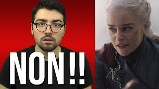 GAME OF THRONES SAISON 8 ÉPISODE 5 | Critique à chaud (avec spoilers)