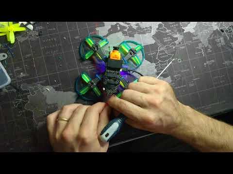 Kingkong KK Flytower Part 20x20mm 12A LDARC
