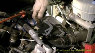 duramax changing thermostats 04 gmc 2500 hd