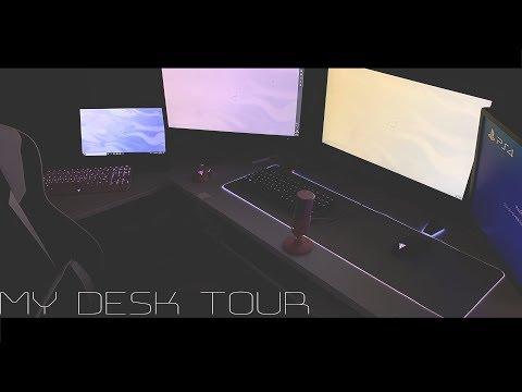 女子プロゲーマーのDesk Tour 2019┆Room