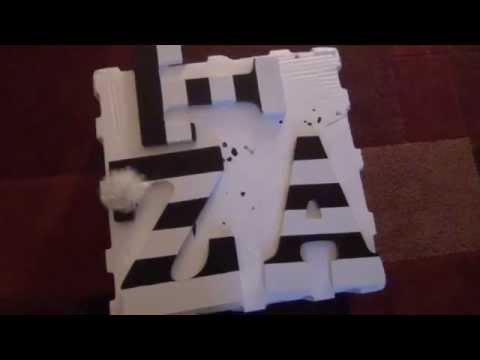 DIY Wood Letters!