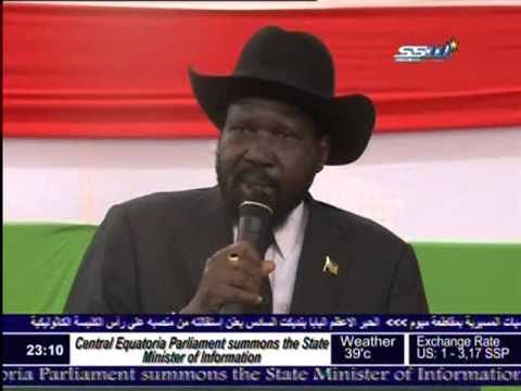 South Sudan president plans leaner cabinet in order to save financial