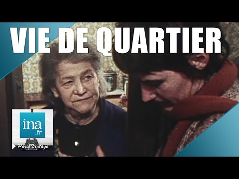 1976 : Vivre dans le 20e arrondissement de Paris | Archive INA