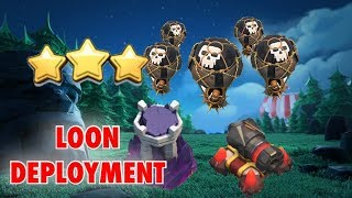 How Many Balloons to Drop on Each Defense? Loon Deployment Tips | Clash of Clans