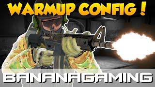 CS:GO - Warmup Config For Your Aim & Reflexes