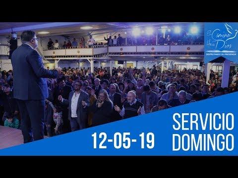SERVICIO DE DÍA DOMINGO 12 DE MAYO 09:30Hs//ECHD//