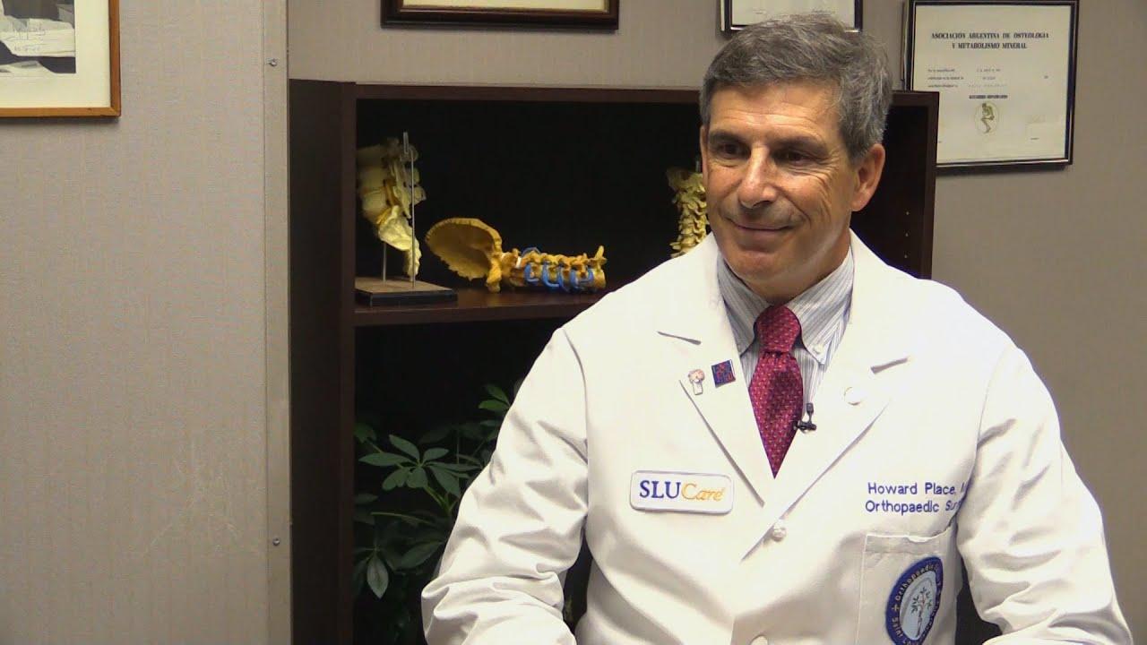 Howard Place, MD - SLUCare - The Physicians of Saint Louis